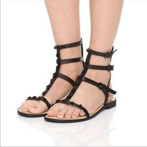 Rebecca Minkoff🖤 Georgina Gladiator Sandal
